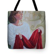 Offering The Issue Tote Bag