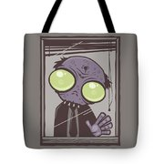Office Zombie Tote Bag