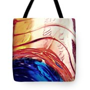 Oil And Water 26 Tote Bag