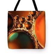 Oil Water Light Tote Bag