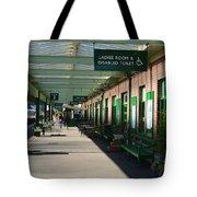 Okehampton Station Tote Bag