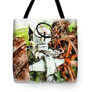 Old 1921 Fordson  Tote Bag