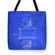 Old Ant Trap Vintage Patent Blueprint Tote Bag