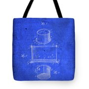 Old Ant Trap Vintage Patent Blueprint Tote Bag