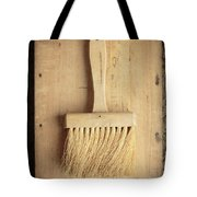 Old Bristle Brush Tote Bag