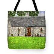 Old Columba's Church Rectory Tote Bag