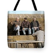 Old Friends Tote Bag