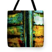 Old Prow Tote Bag