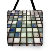 Old Tiles Background Tote Bag
