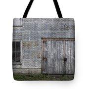 Old Trackside Warehouse Tote Bag