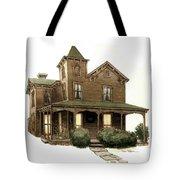 Old Washington Memories Tote Bag