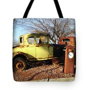 Old Yellow Coupe Tote Bag
