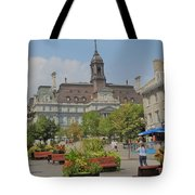 Olde Montreal Tote Bag