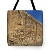 Oldest Castle Of Castro Marim Tote Bag