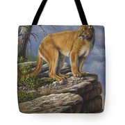 On The Hunt Tote Bag by Kim Lockman