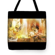 On The Muspelheim Route Tote Bag