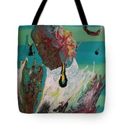 Once Upon A Planet Tote Bag