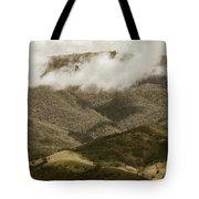 Oncoming Rains Tote Bag
