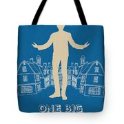 One Big Home Tote Bag