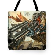 One Bullet, One Kill Tote Bag
