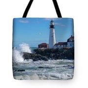 Maine Beauty Tote Bag