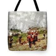 Operation Cottage, Wwii Tote Bag