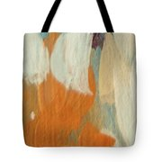 Orange #2 Tote Bag