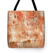 Orange Day Tote Bag