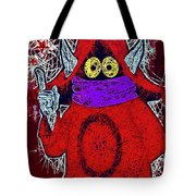 Orko Tote Bag by Al Matra