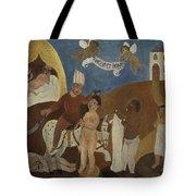 Oriental Tale  Tote Bag