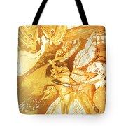 Ornamental Spring Tote Bag