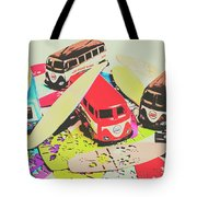 Ornamenting Hawaii Tote Bag
