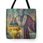 Orthodox Icon Tote Bag