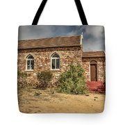 Our Lady Queen Of Peace, Yuna, Western Australia Tote Bag by Elaine Teague