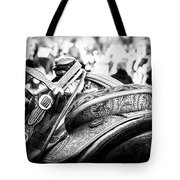 Out Of The Saddle Tote Bag