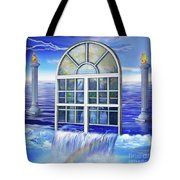 Outpouring Tote Bag