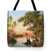 Outskirts Of Cairo Tote Bag