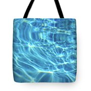 Over My Head Tote Bag