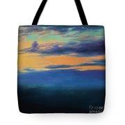 Over The Sea Tote Bag