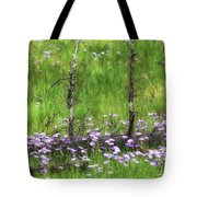Overcome With Beauty Tote Bag by Rick Furmanek