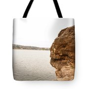 Pace Bend Tote Bag