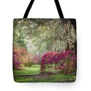 Paintely Garden Tote Bag