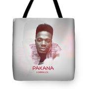 Pakana Artwork Tote Bag