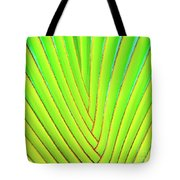 Palms And Fronds - Hawaii Tote Bag