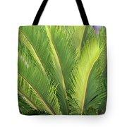 Palms Up Tote Bag