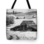 Palouse Barn Ir 9305 Tote Bag