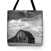 Palouse Barn Ir 9335 Tote Bag
