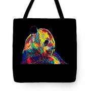 Panda Little Bear Australia Animal Color Designed Tote Bag
