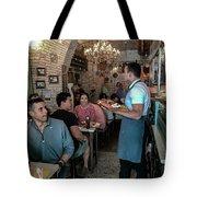 Pane E Salame Tote Bag