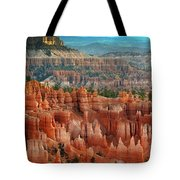 Panorama Bryce Canyon  Tote Bag